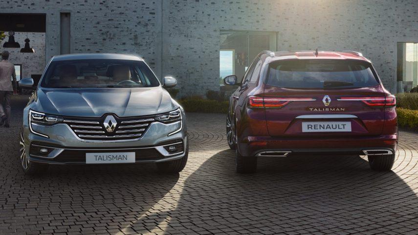 Renault Talisman 2020: ligeros retoques para mantenerse al día