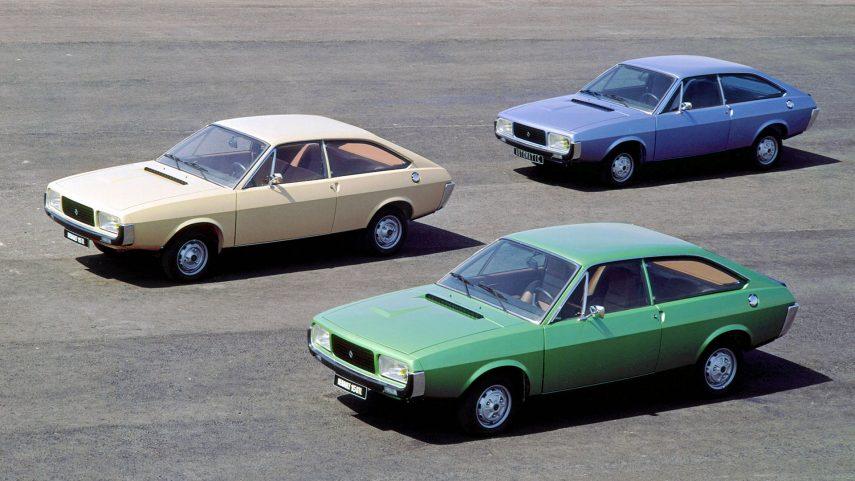 Coche del día: Renault 15