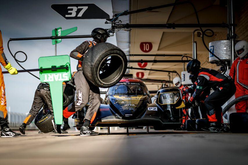 Richard Mille Racing Sebring 2020 LMP2