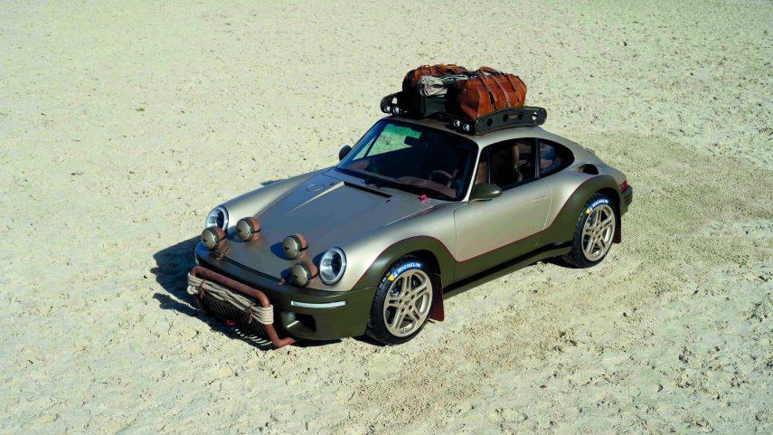 RUF Rodeo Concept, ¿un buen homenaje al 911 Safari de los 70?