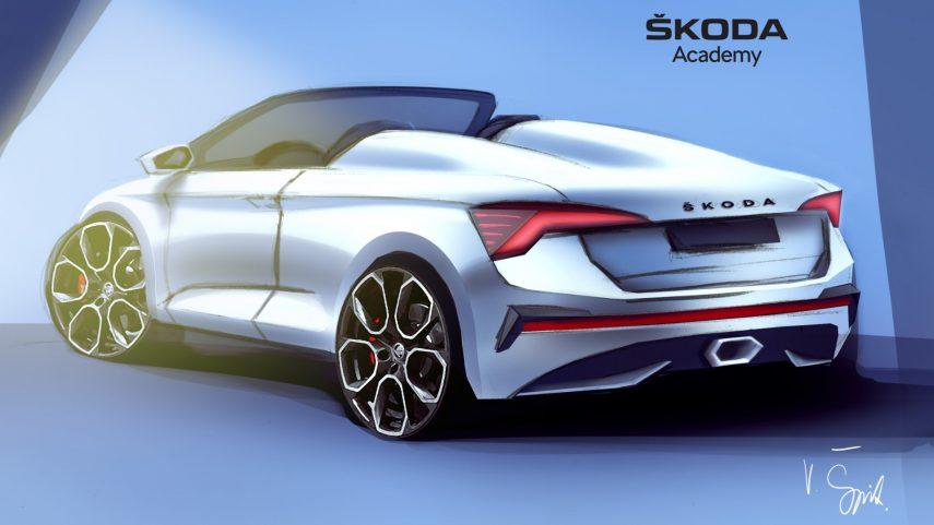 Škoda Scala Spider: lo veremos en junio de 2020