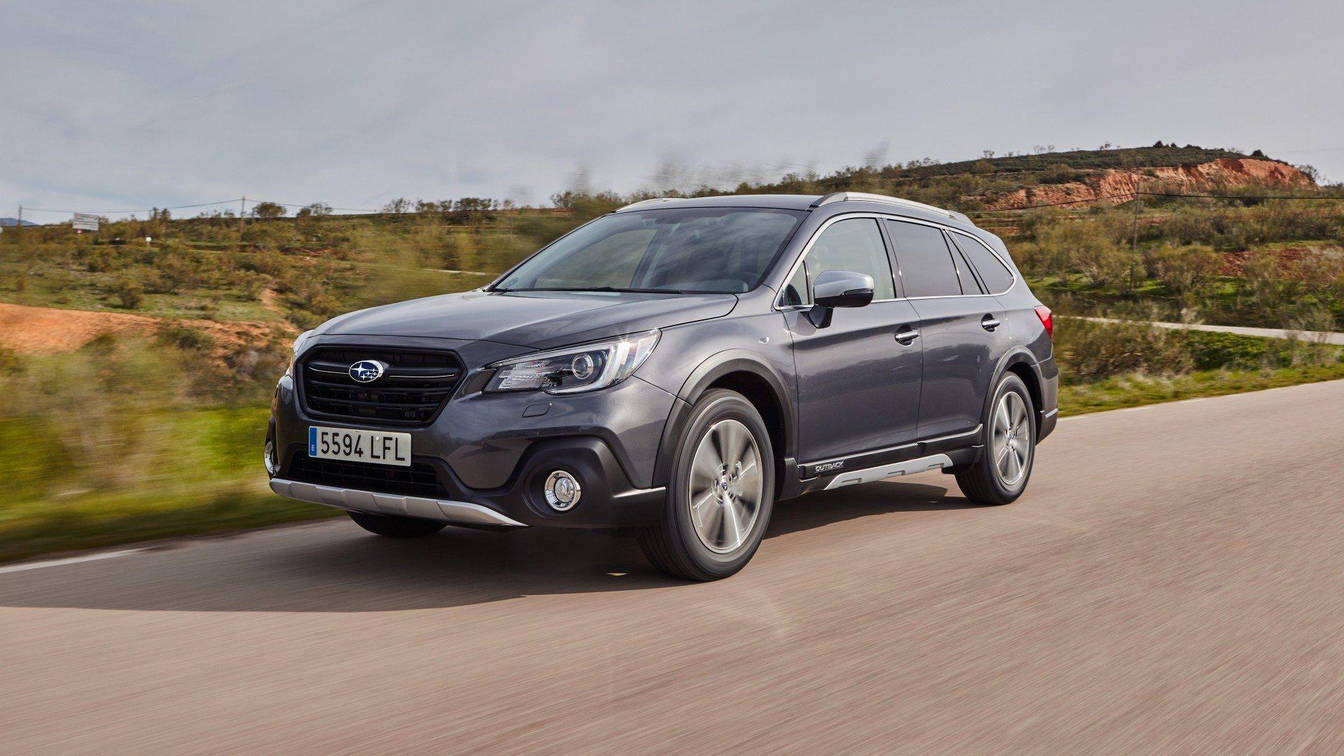 Subaru Outback Silver Edition: nueva versión para un familiar muy polivalente