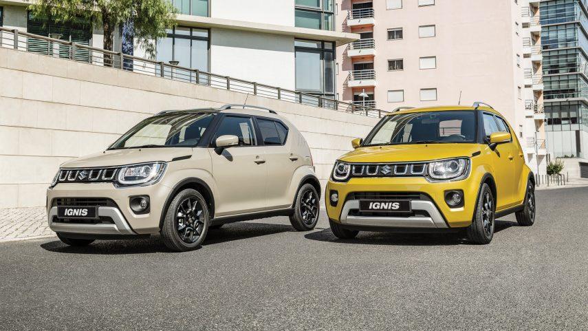 El Suzuki Ignis tendrá pronto el sistema microhíbrido SHVS en toda la gama