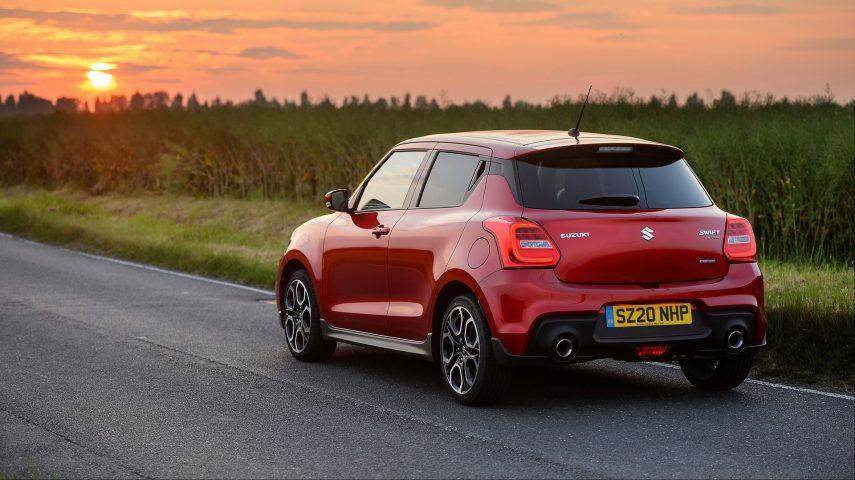 Suzuki Swift Sport 2020 (13)