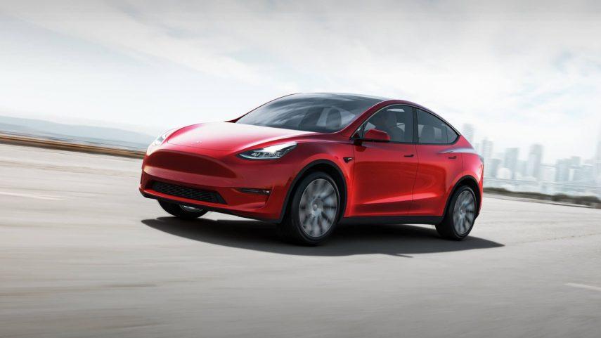 Comienzan las entregas del Tesla Model Y