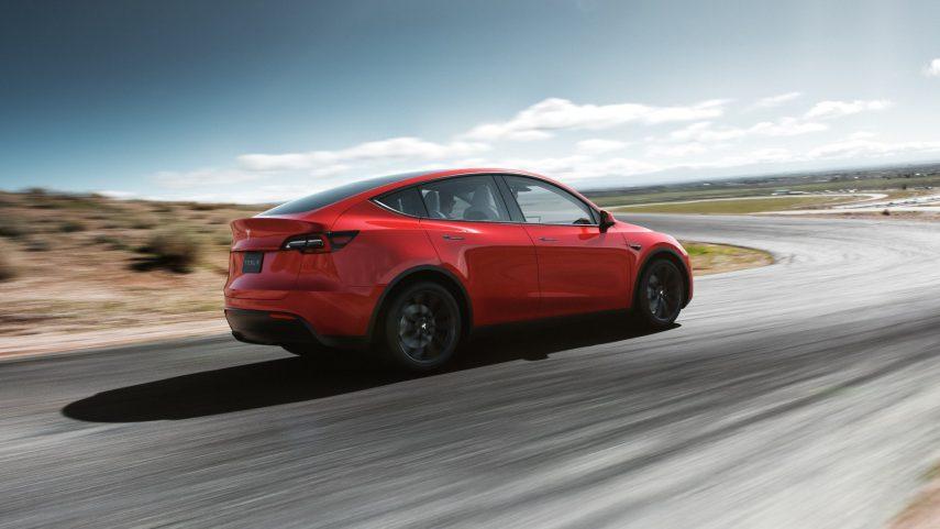 Tesla llega al millón de coches eléctricos fabricados