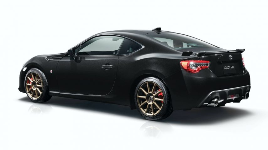 Toyota GT 86 Black Limited (2)