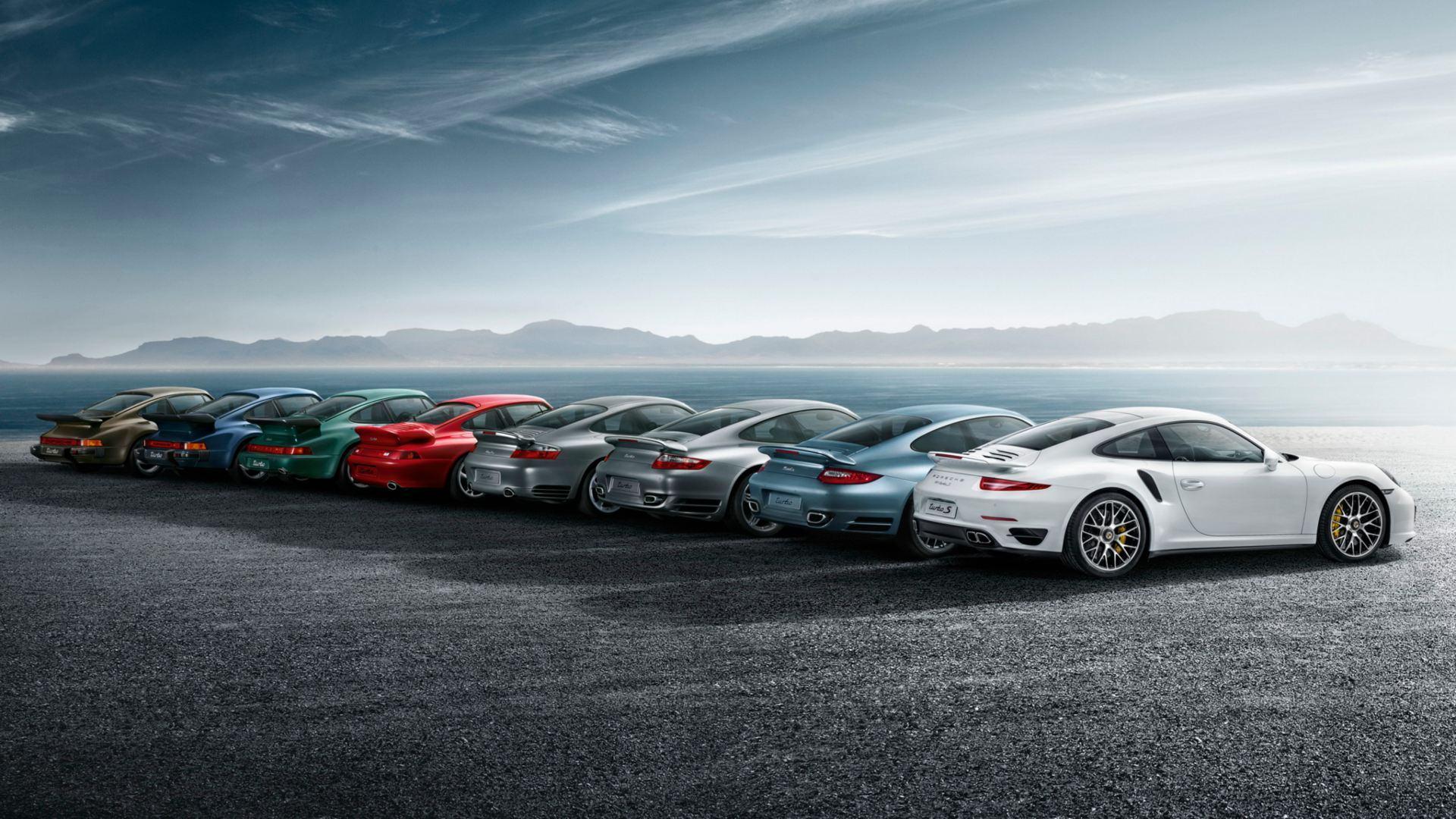 El turbo en la historia de Porsche