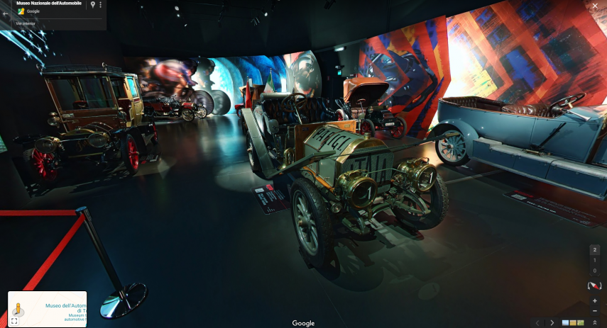 visita virtual museo turin (6)