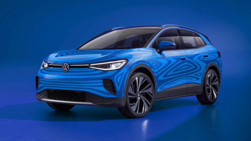 Volkswagen ID.4, cada día más cerca de producción