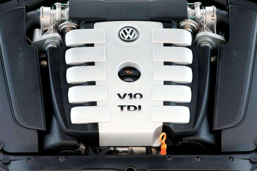Volkswagen Phaeton V10 TDI 5