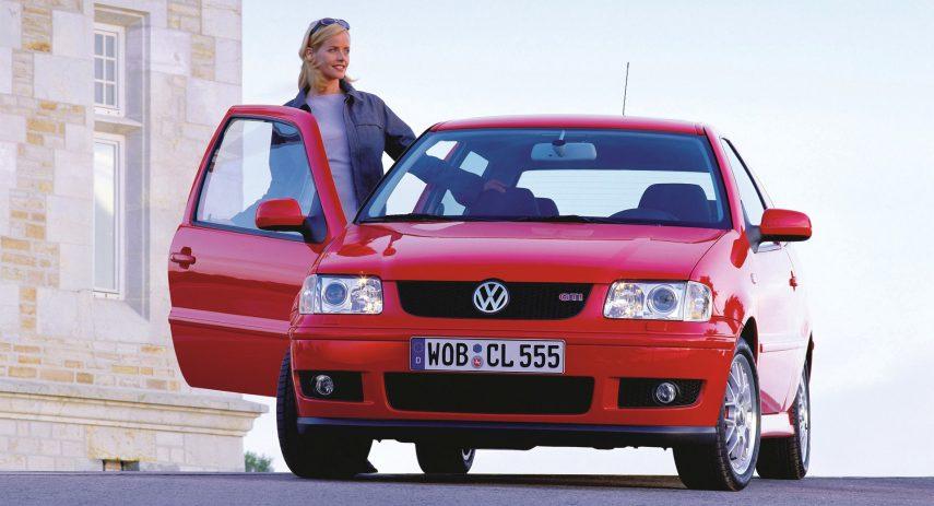 Volkswagen Polo GTI 16 16v 1