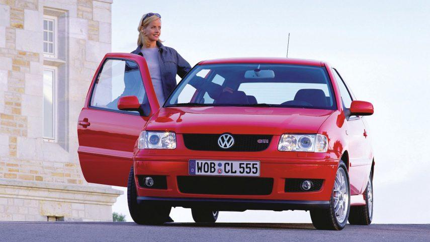 Coche del día: Volkswagen Polo GTI 1.6 16v (6N2)