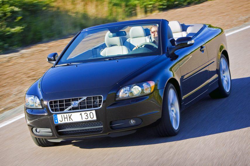 Coche del día: Volvo C70 T5 (II)