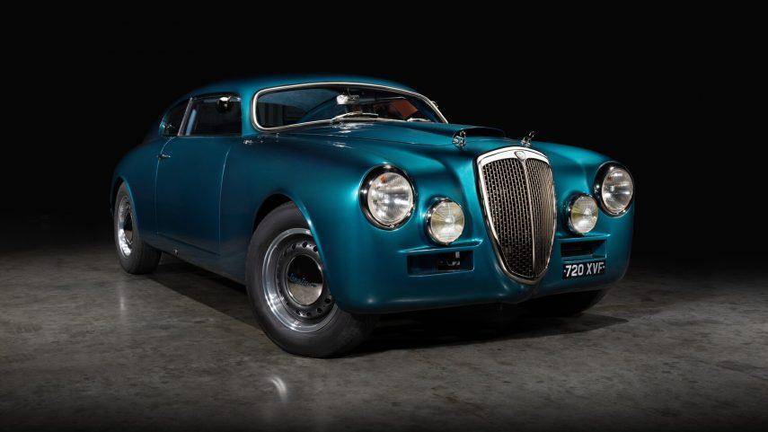 Este Lancia Aurelia B20 GT recibe una nueva vida