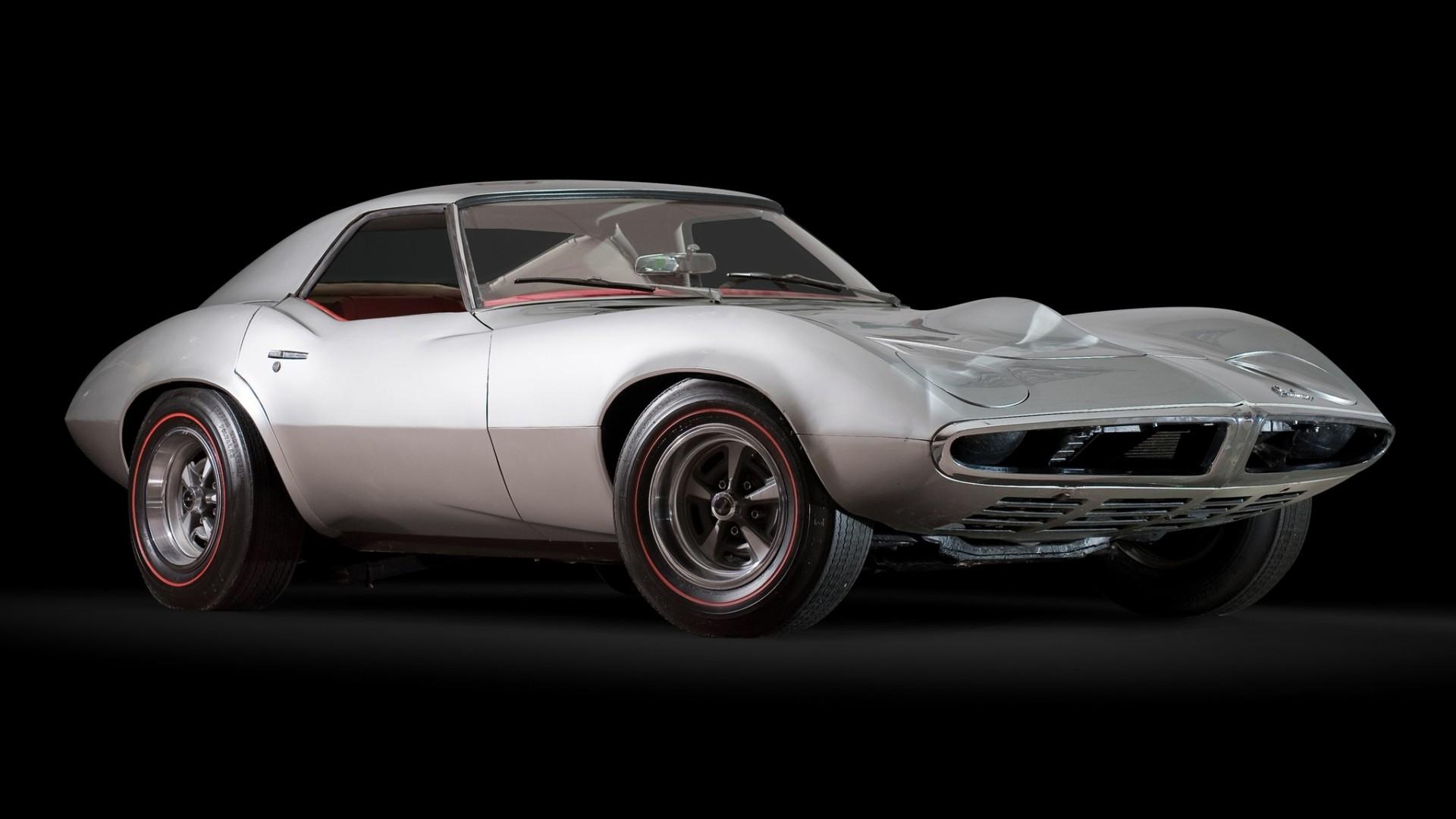 Pontiac Banshee XP-833, el coupé que GM condenó