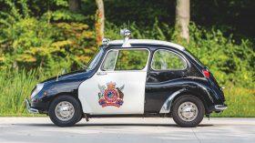 1970 subaru 360 police car (1)