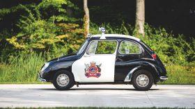 1970 subaru 360 police car (6)