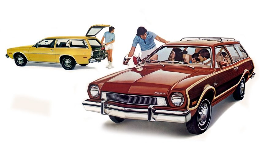 1975 Ford Pinto Wagon
