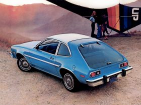 1978 Ford Pinto Runabout