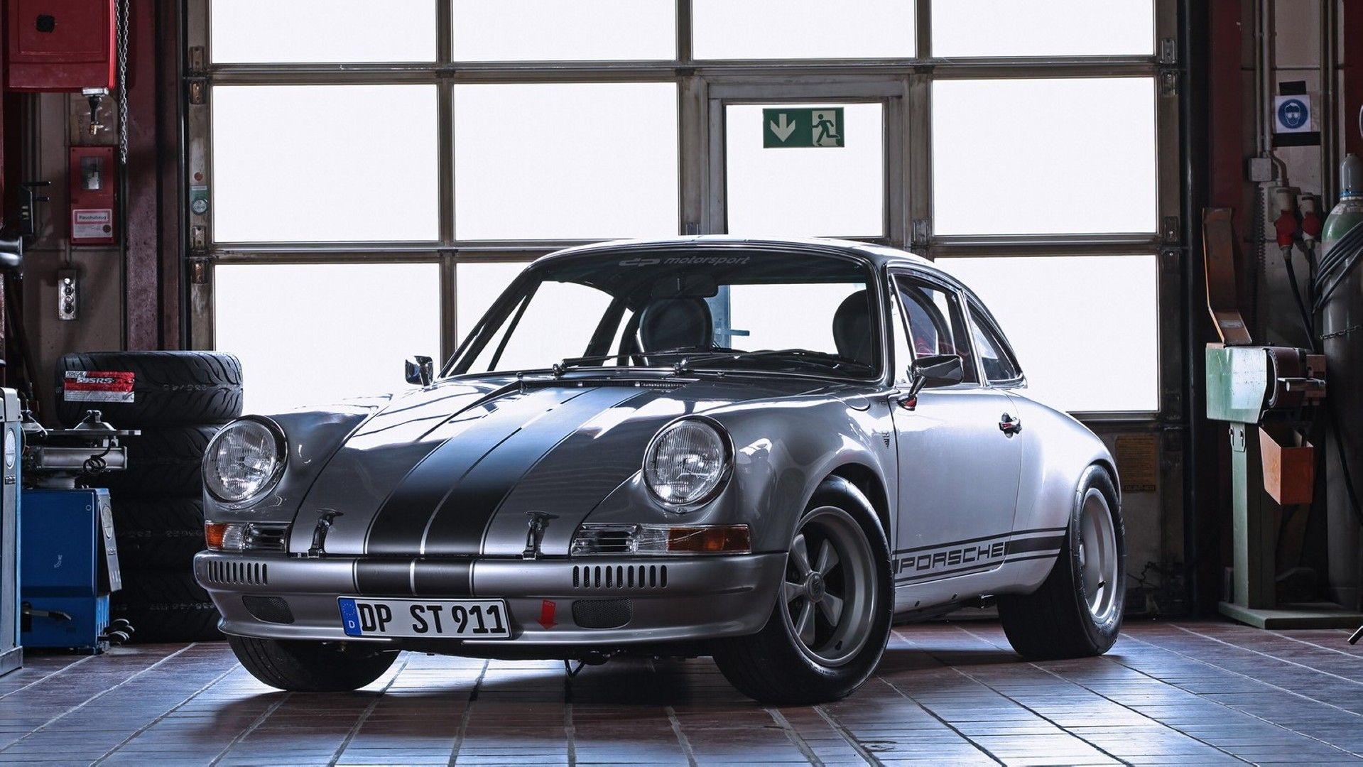 Estás loco si no te gusta el Porsche 911 de DP Motorsports