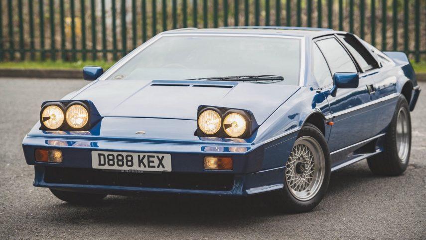 El Lotus Esprit Turbo HC es más especial de lo que crees