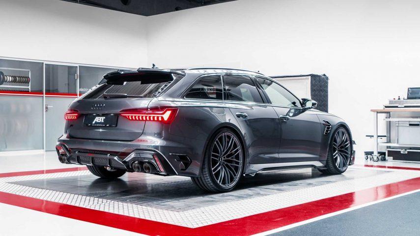 ABT Audi RS 6-R Avant: 750 CV y 900 Nm en formato ranchera