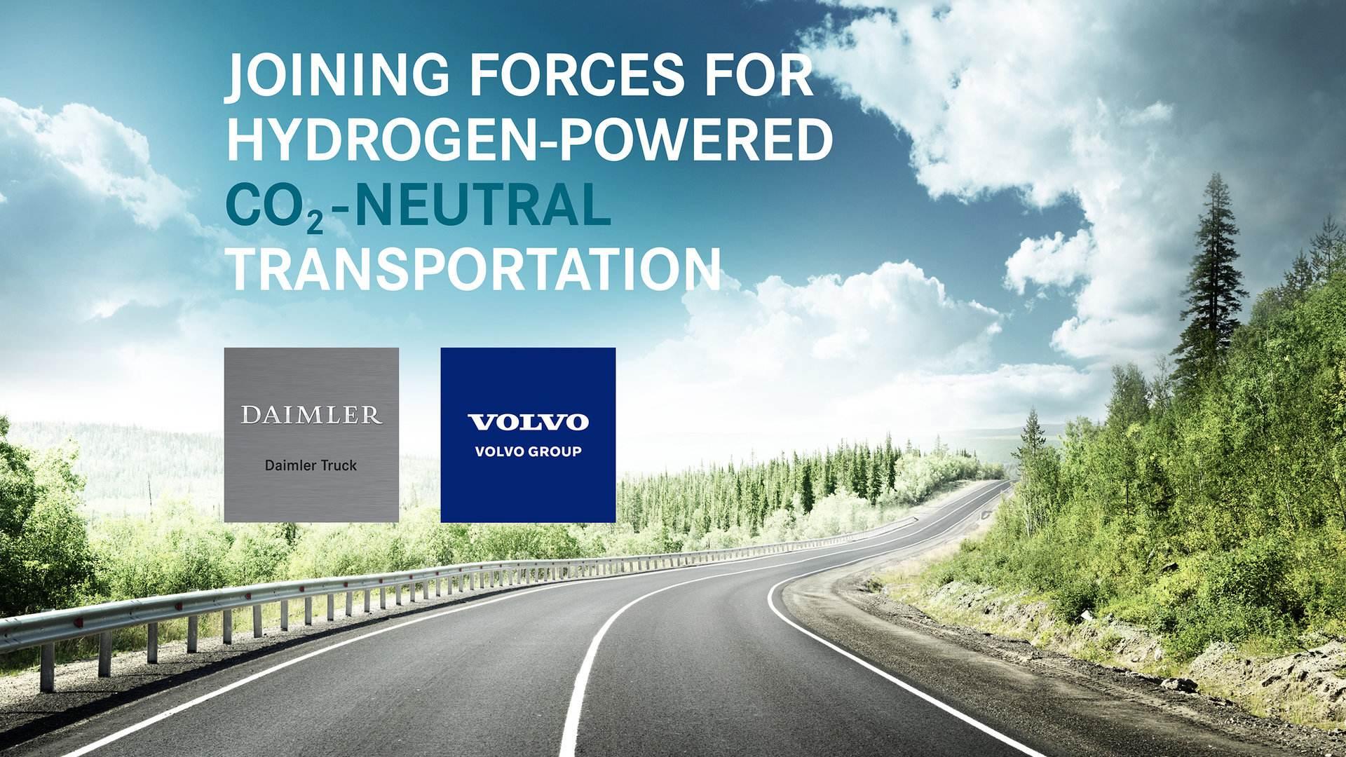 Daimler deja de creer en el hidrógeno para coches; es para camiones