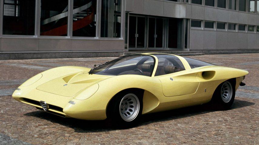 Alfa Romeo 33 2 Coupe Speciale