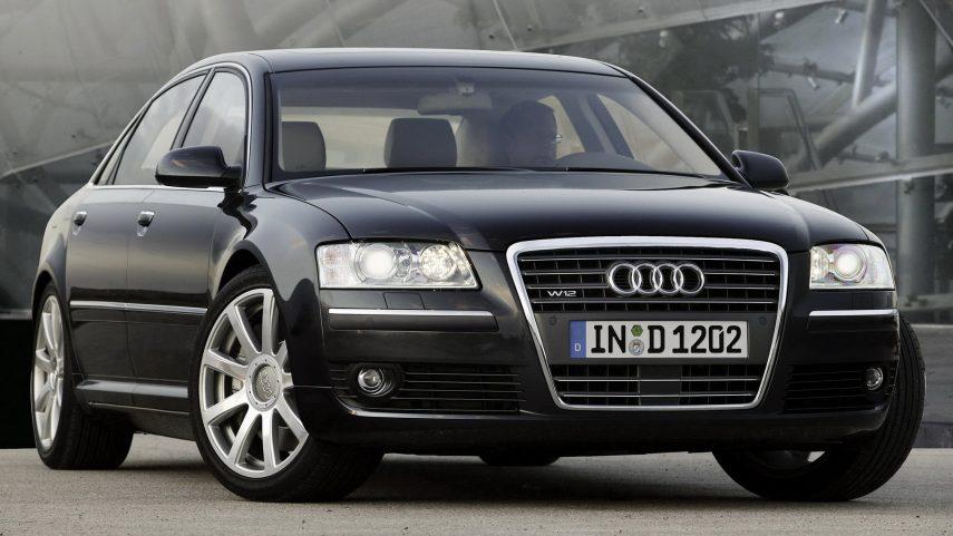 Coche del día: Audi A8 L 6.0 W12 quattro (D3)