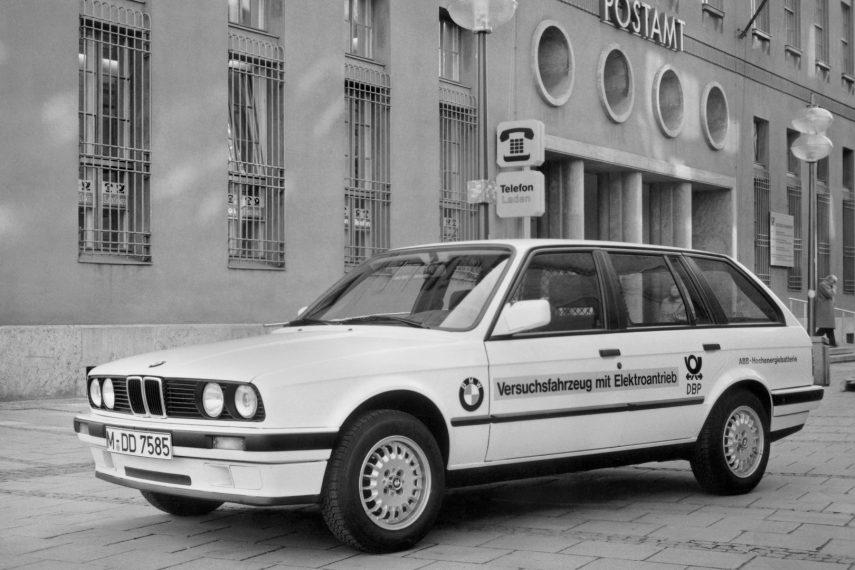 BMW 325iX Electric touring