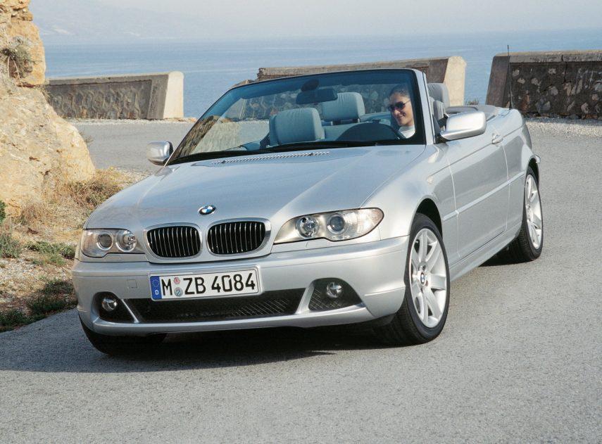 BMW 330Ci cabrio 2003 E46