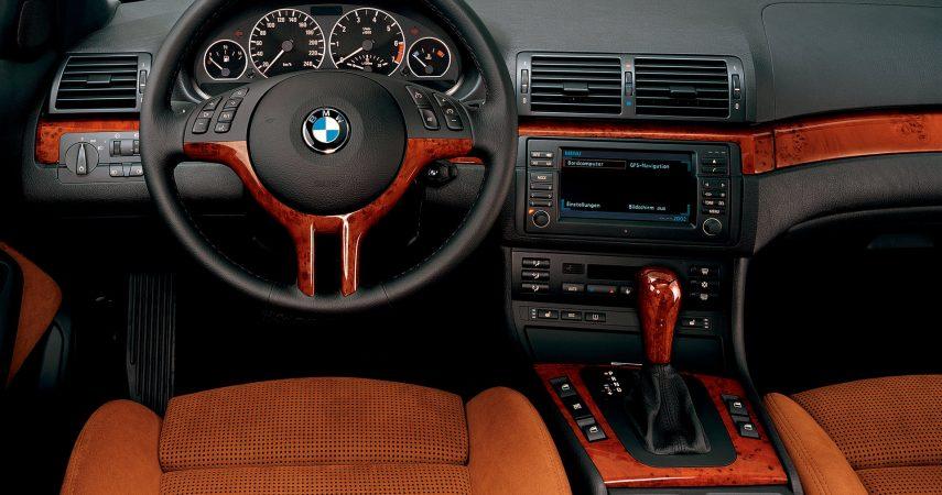 BMW 330i interior individual E46