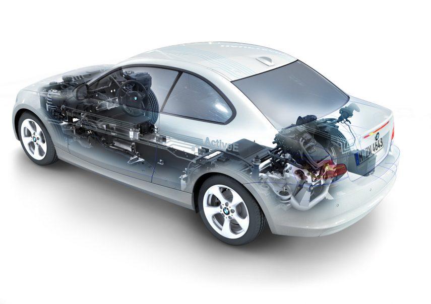 BMW Active E esquema