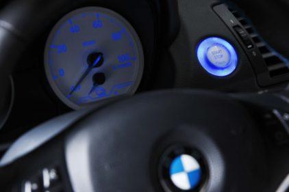 BMW Active E interior 1