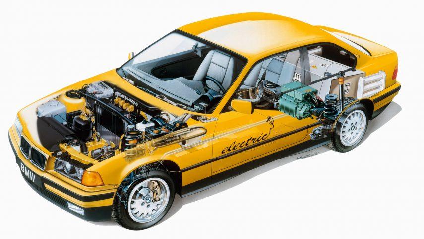 BMW electric 8