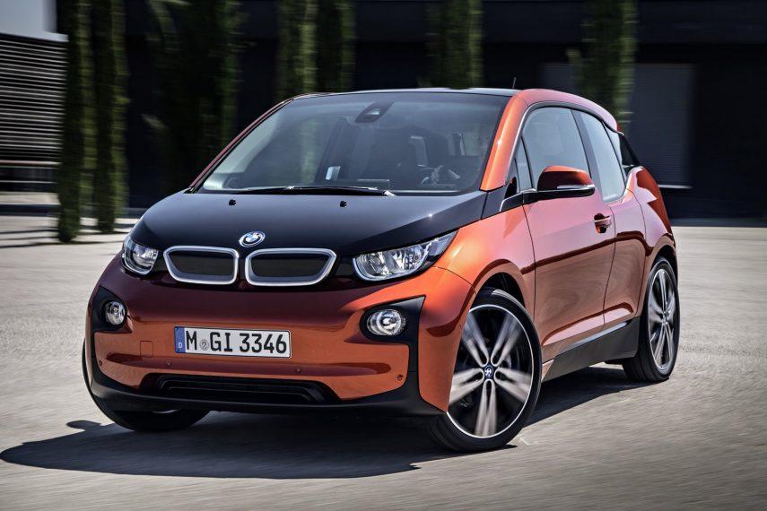 BMW i3 2013 1