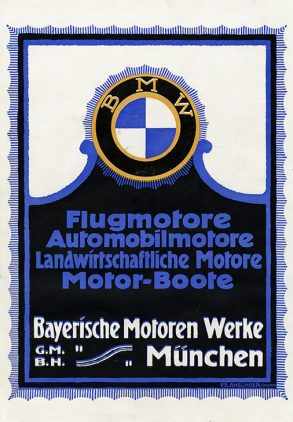 BMW logo antiguo 2