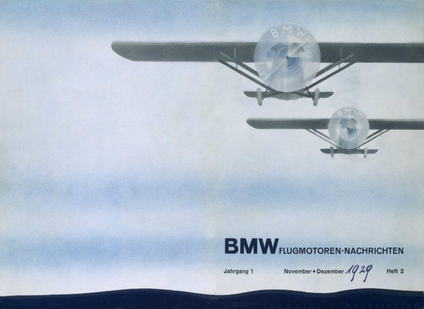 BMW Logo Anuncio 1929