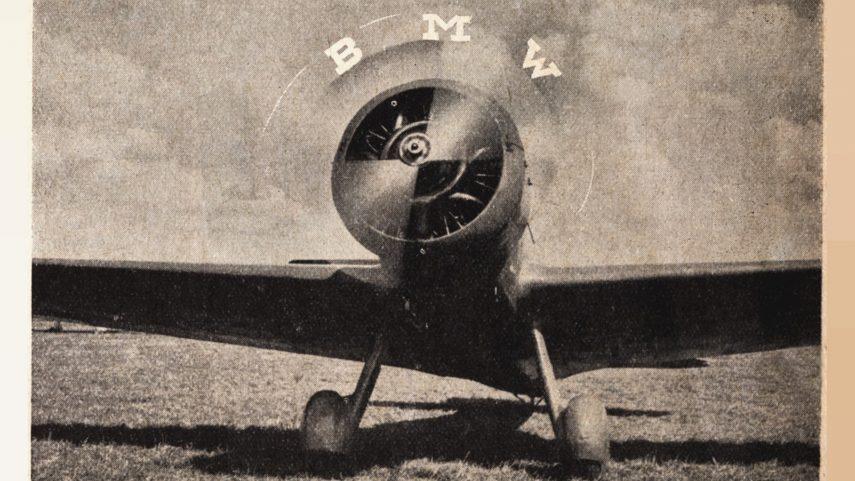 BMW Logo Anuncio 1942