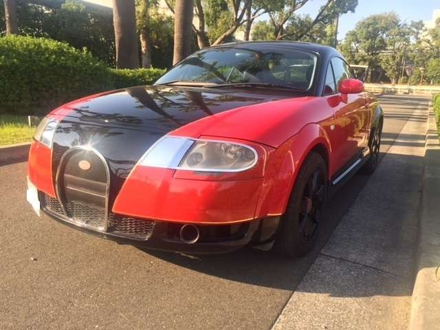"""""""BugAudi"""", el TT que soñaba ser mitad Bugatti Veyron"""