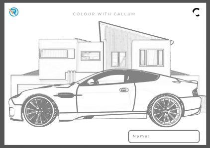 Colour with CALLUM 3