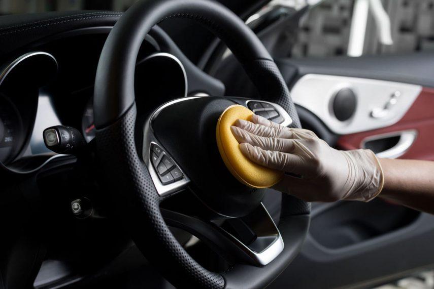 Cómo desinfectar el coche en tiempos de coronavirus