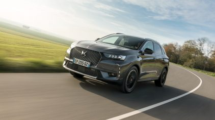ds 7 crossback performance line