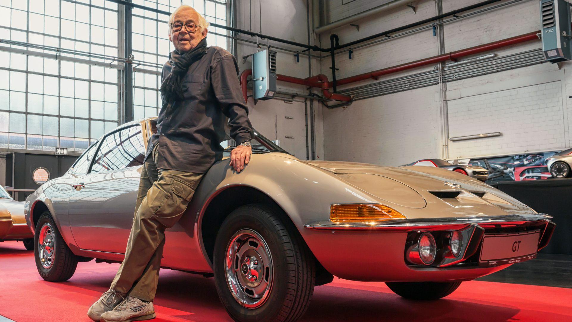 Grandes diseñadores: Erhard Schnell
