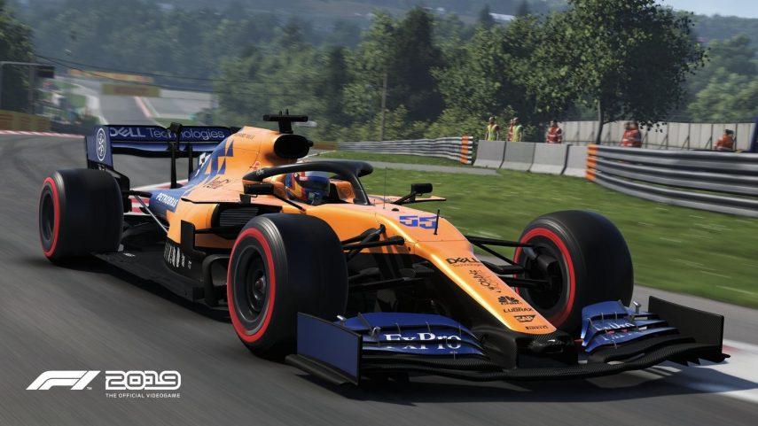 f1 2019 videojuego esport