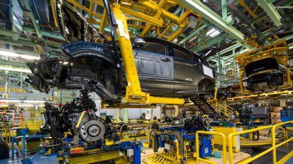 Ford Almussafes montaje