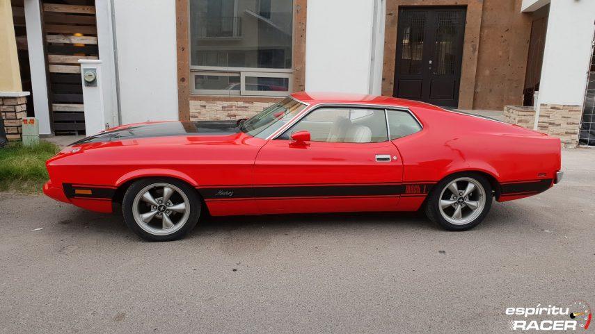 Se confirma la vuelta de un icono, el Ford Mustang Mach 1