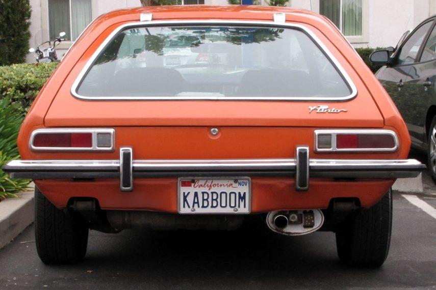¿Fue merecida la leyenda negra del Ford Pinto?