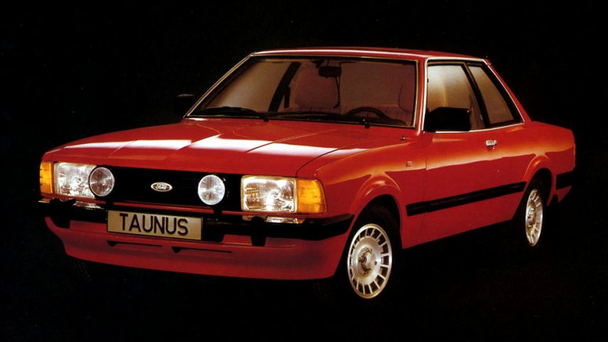 Coche del día: Ford Taunus 2.0 GLS (TC3)